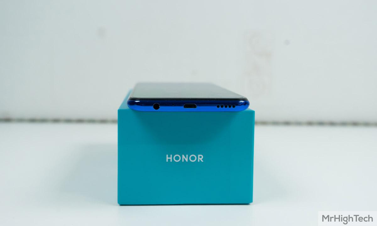 Honor 20 Lite usb