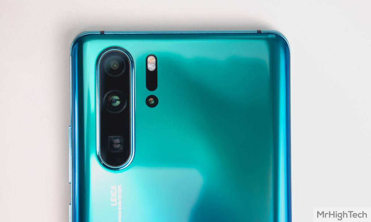 Huawei P30 Pro caméras