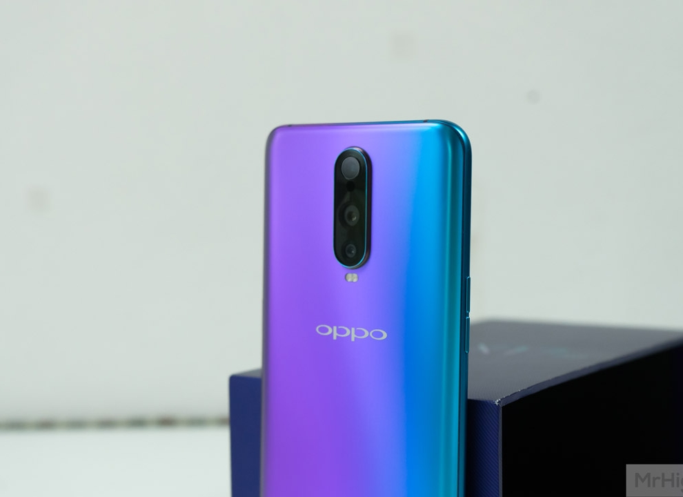 oppo rx17 pro dos