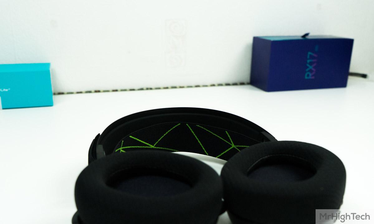 steelseries arctis 9X écouteur