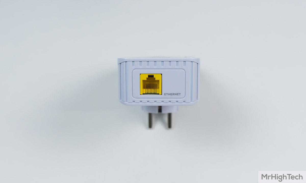 repeteur strong 300P connexion