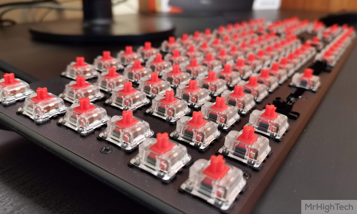 Steelseries Apex 7 Switchs Red