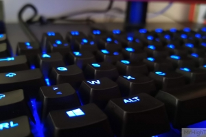 SteelSeries Apex 7 Blue