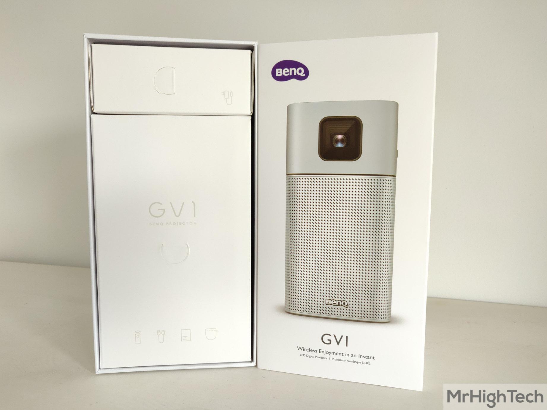 BenQ GV1