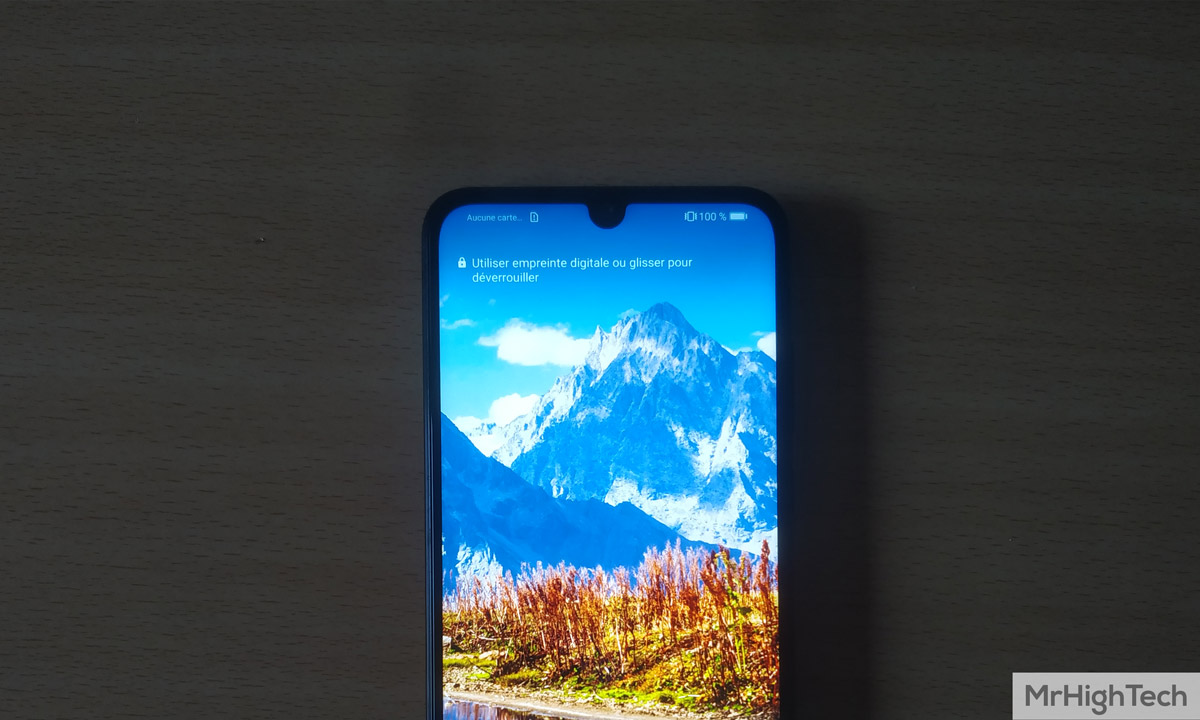 huawei p smart plus 2019 encoche