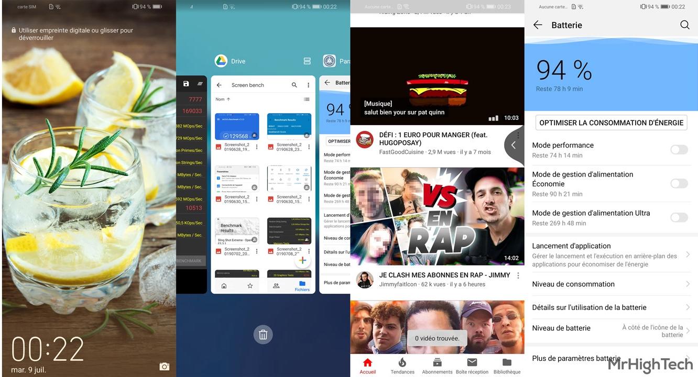 huawei p smart plus 2019 interface