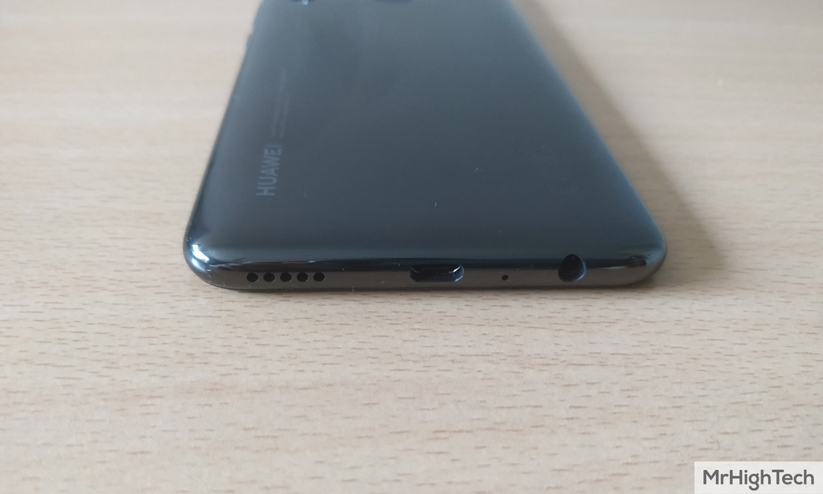 huawei p smart plus 2019 usb-c