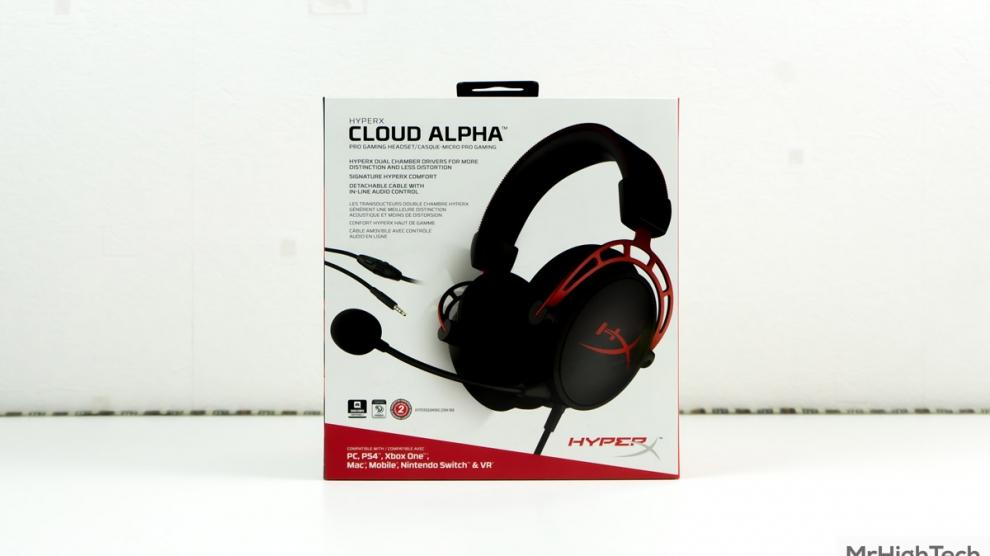 hyperx cloud alpha packaging