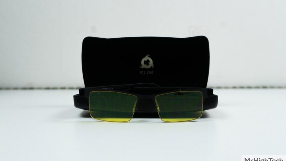 boite Klim Optics
