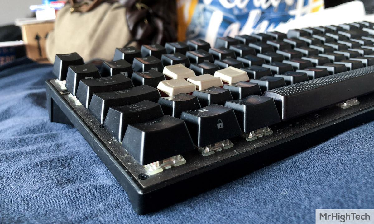 msi vigor GK70 clavier