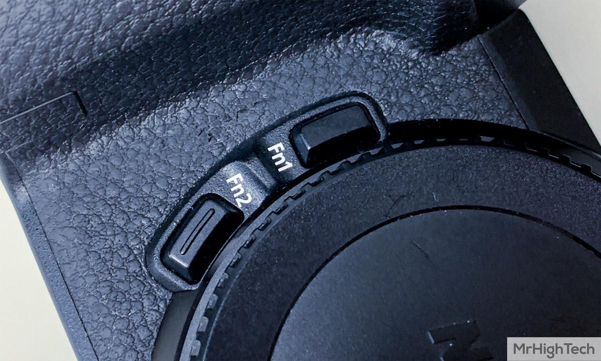 Nikon Z7 fonctions