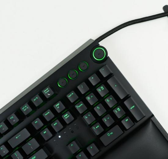 Razer blackwidow elite clavier