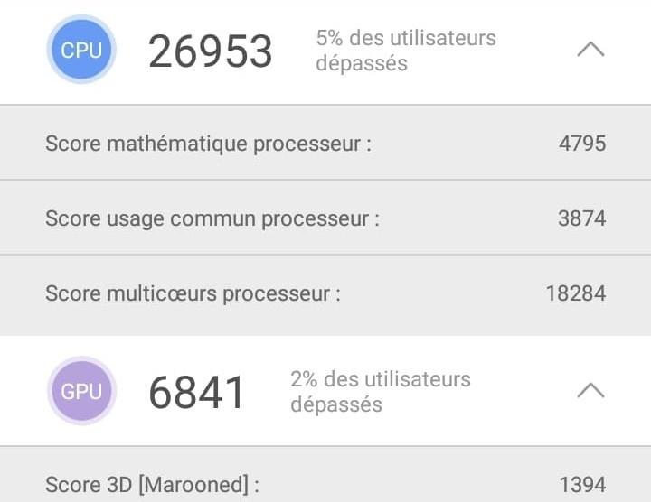 alcatel 3l benchmark