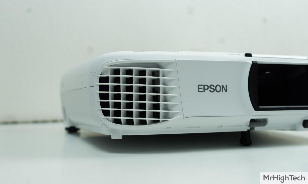 epson eh-tw650 ventilateur