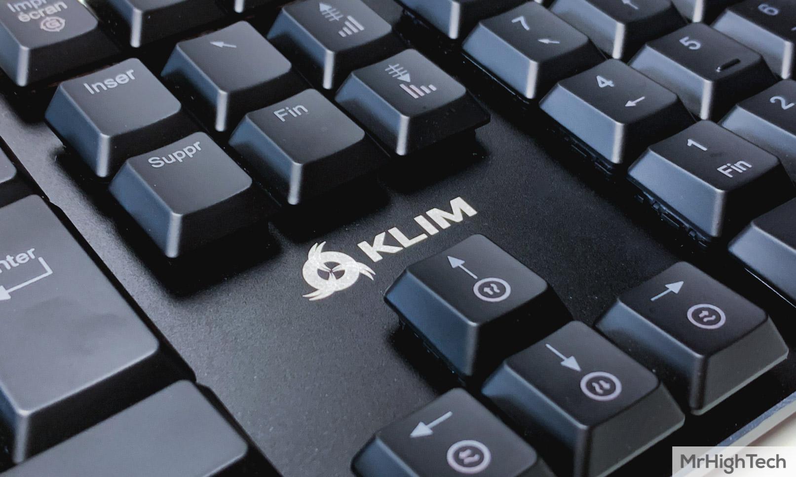 Klim Dash logo