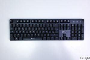 Klim Dash clavier