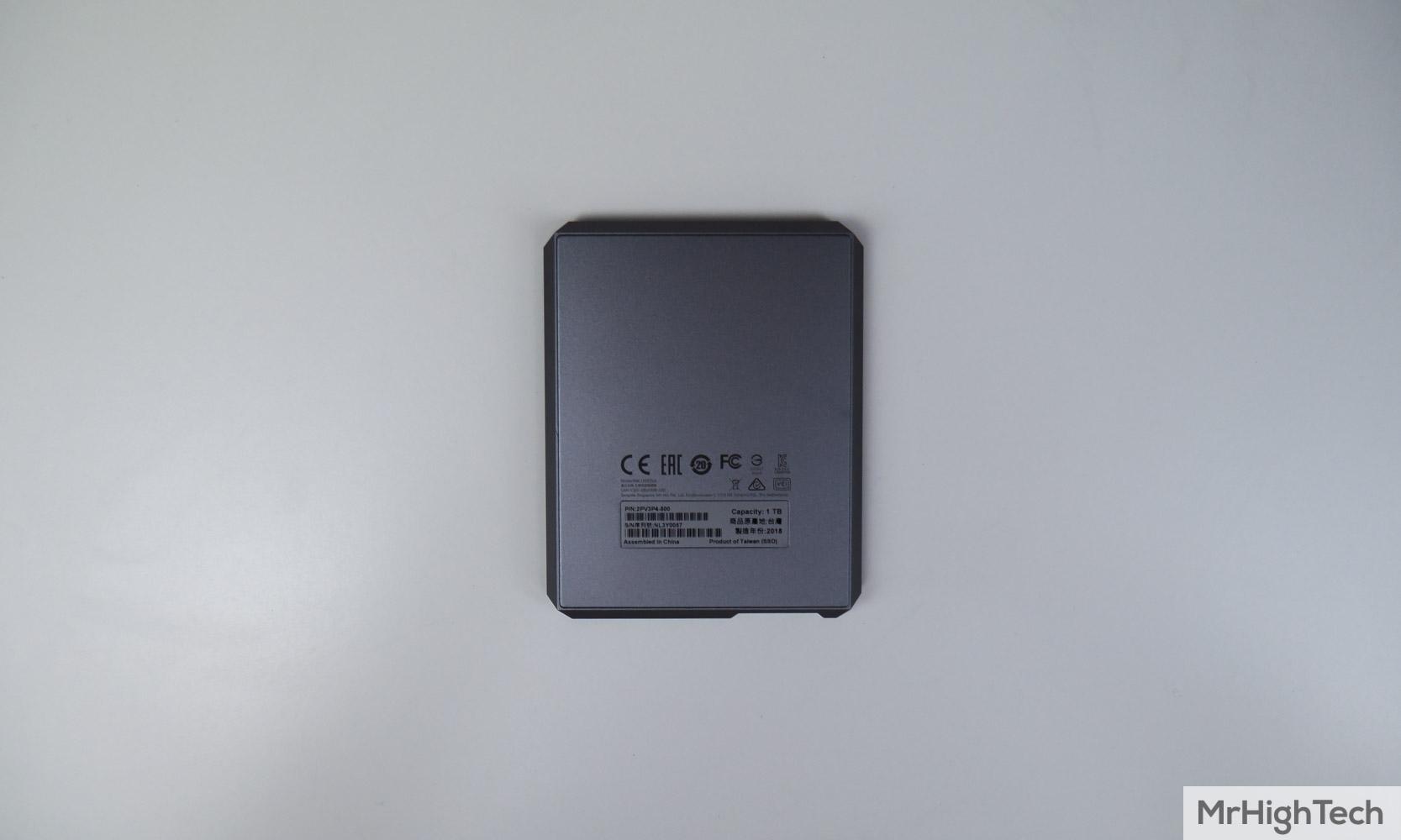 Lacie Mobile SSD