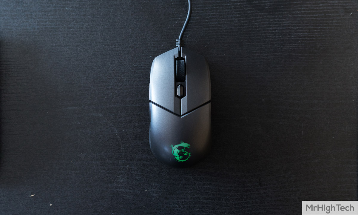 msi clutch GM11 souris