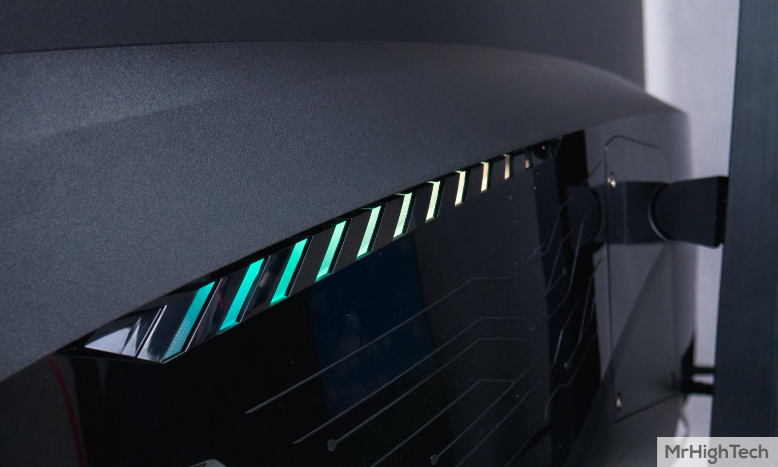 MSI Optix MAG321CURV led