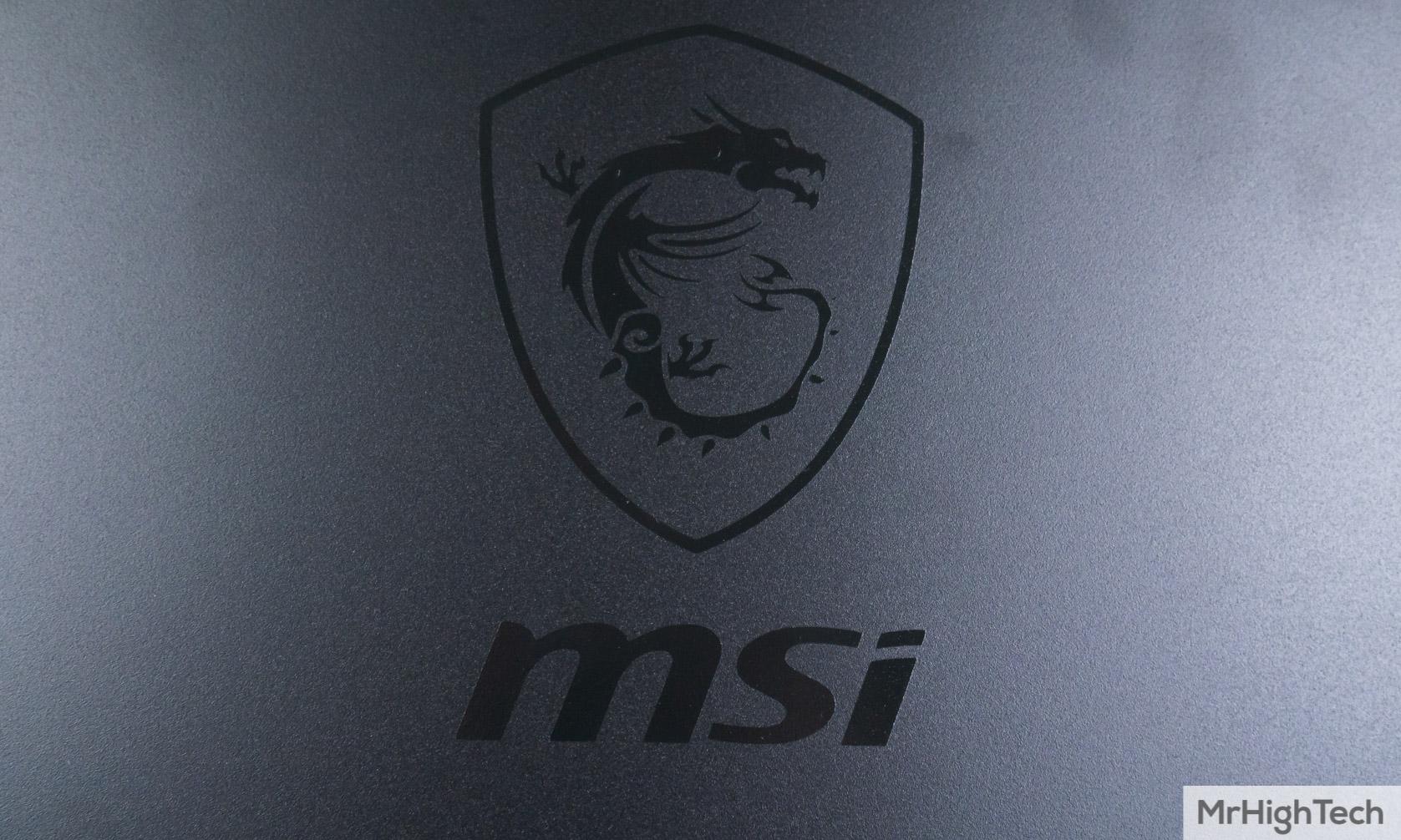 MSI Optix MAG321CURV logo