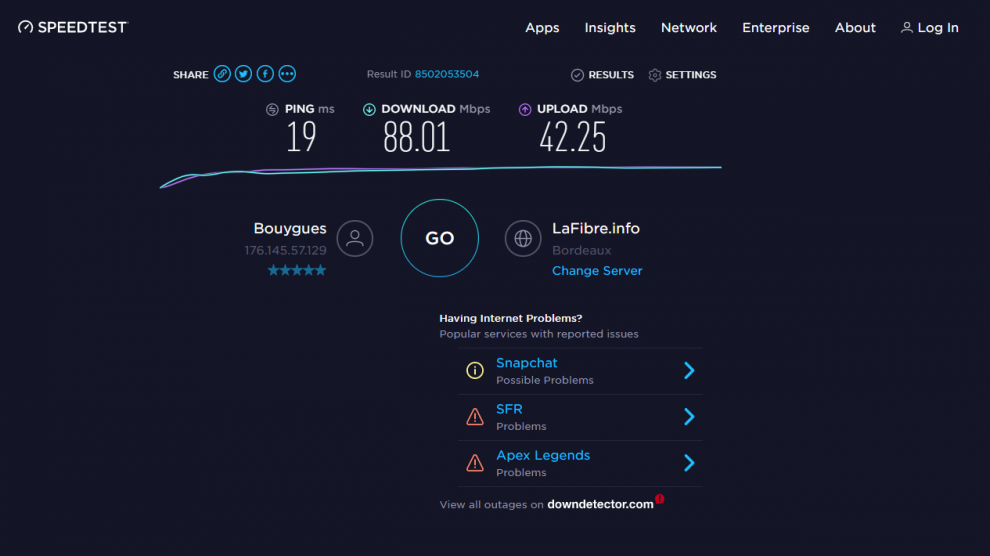 synology mr2200ac speedtest