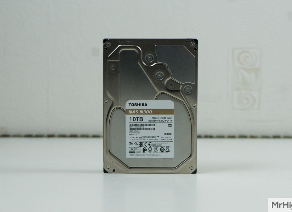 toshiba n300 disque dur