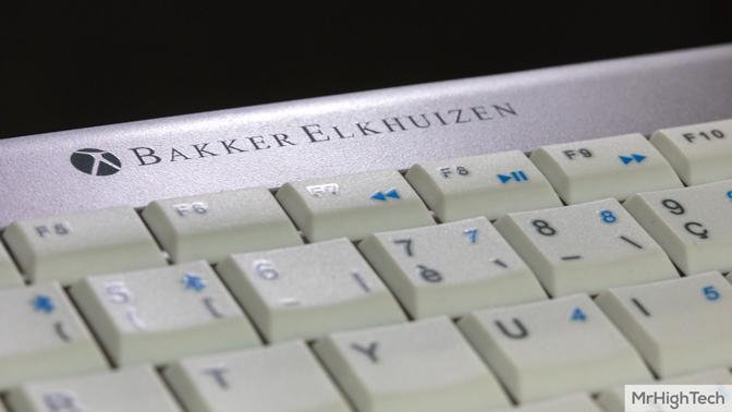 Bakker Elkhuizen UltraBoard 950 Wireless Test