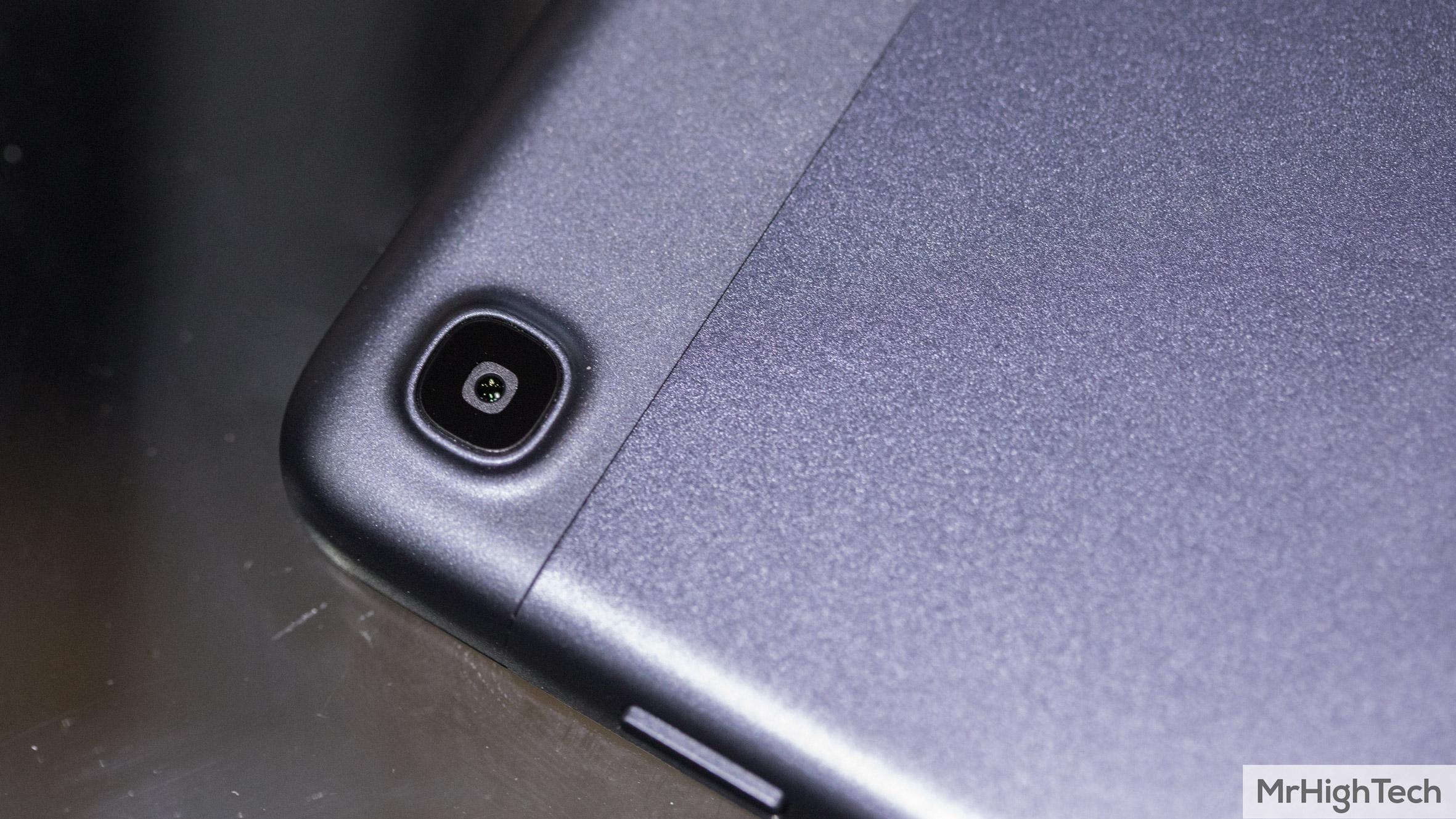 "Samsung Galaxy TabA 10.1"" Design capteur photo"