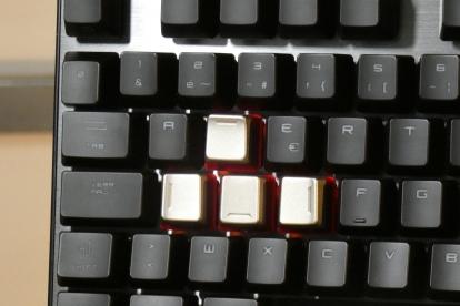 msi clavier gk60