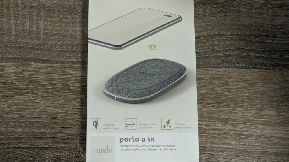 Moshi Porto Q 5K