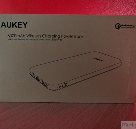 Aukey PB Y25