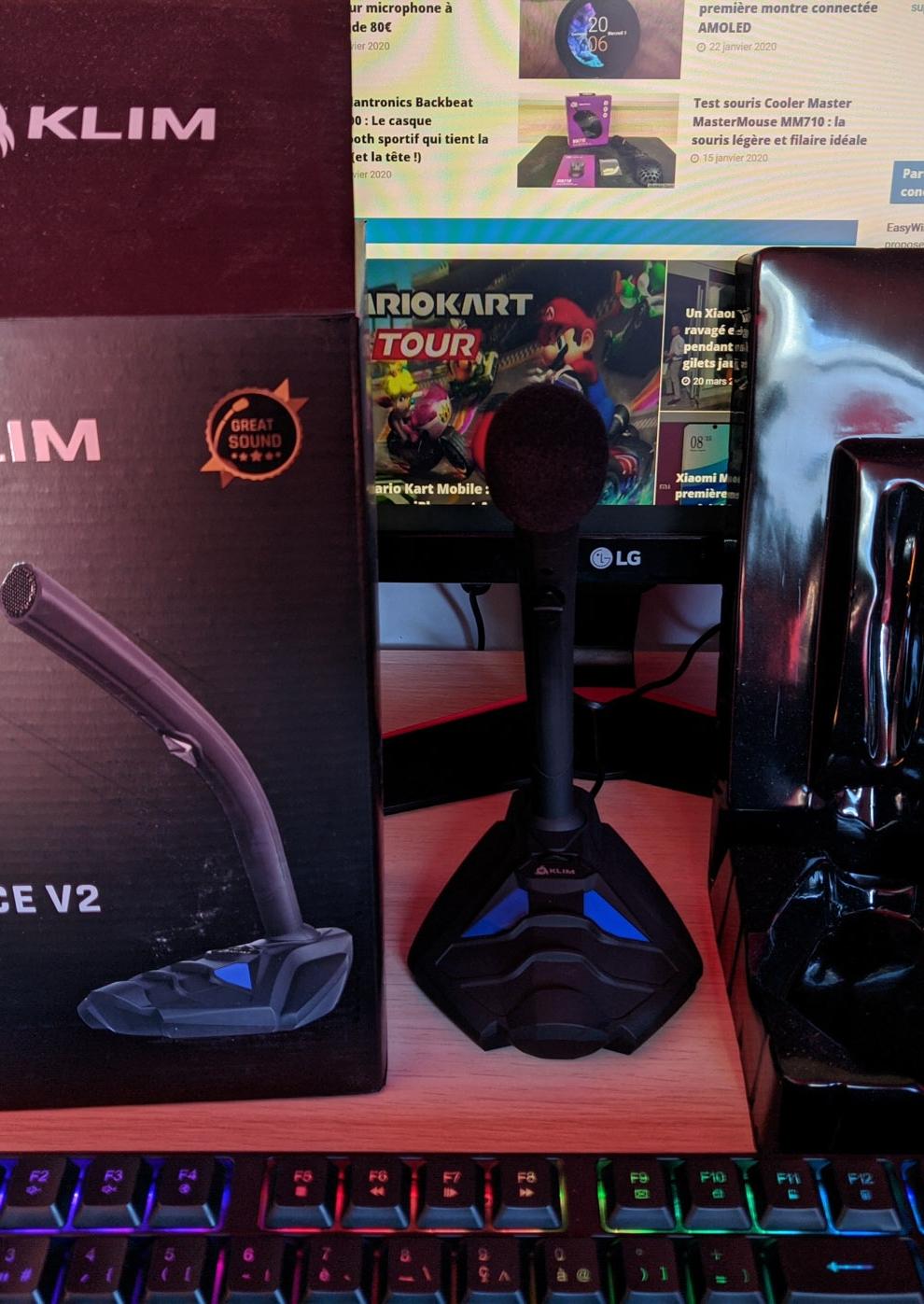 KLIM Voice V2